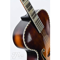 Unknown German Archtop 17,5 Inch 1930s