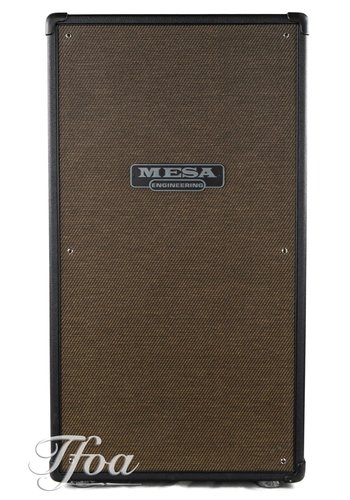 Mesa Boogie Mesa Boogie Traditional Powerhouse 4x12 Cabinet