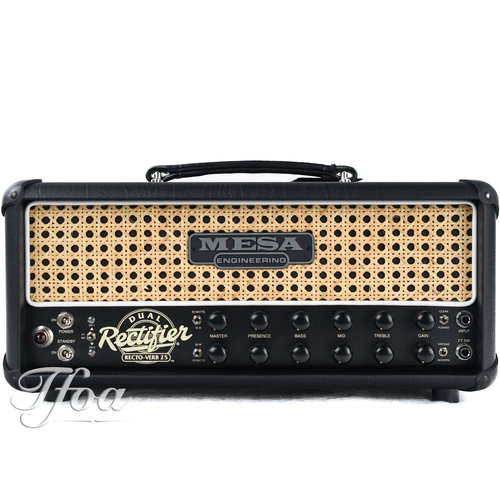 Mesa Boogie Mesa Boogie Rectoverb 25 Wicker Grill Head