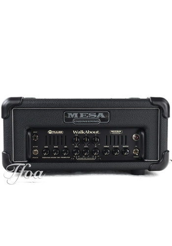 Mesa Boogie Mesa Boogie Walkabout Bass Head