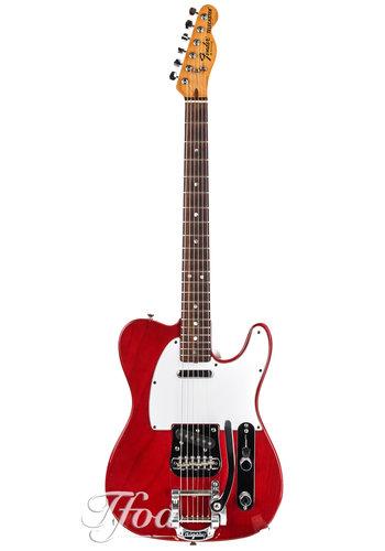 Fender Fender Telecaster Transparent Crimson Red Bigsby 1978