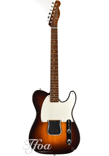 Fender Custom Fender Limited Edition 1957 CS Esquire Telecaster rosewood neck Journeyman Relic