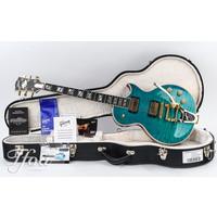 Gibson Les Paul Supreme Caribbean Blue 2015