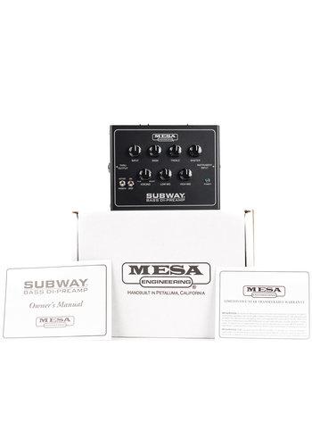 Mesa Boogie Mesa Boogie Bass DI D800 Pedal
