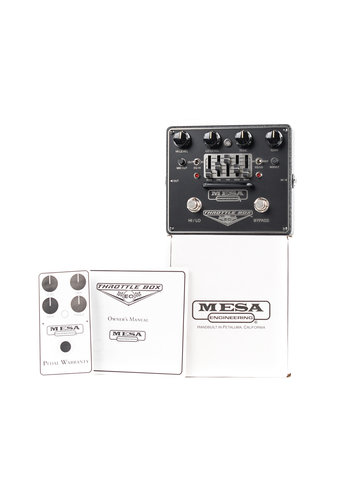 Mesa Boogie Mesa Boogie Throttle Box EQ