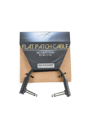Rockboard RockBoard Flat Patch Cable 10 cm