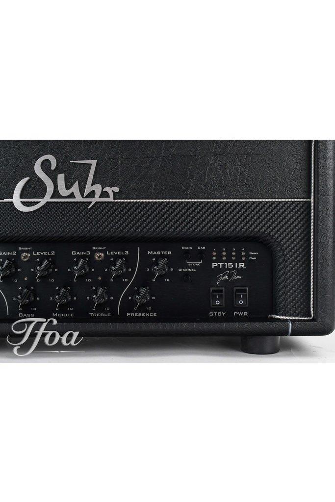 Suhr PT15 IR Pete Thorn Signature Amp Head