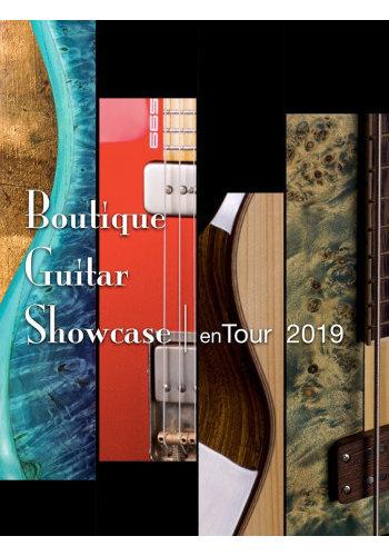 28-10-2019 | Boutique Guitar Show - The Netherlands