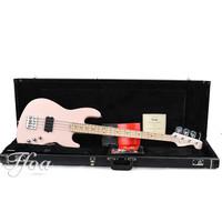 Fender Flea Jazz Bass Active Satin Shell Pink