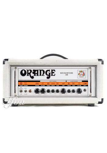 Orange Orange Rockerverb RK100H Limited Edition 2009