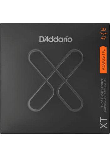 D'Addario D'addario XTAPB1047 XT Phosphor Bronze 10-47