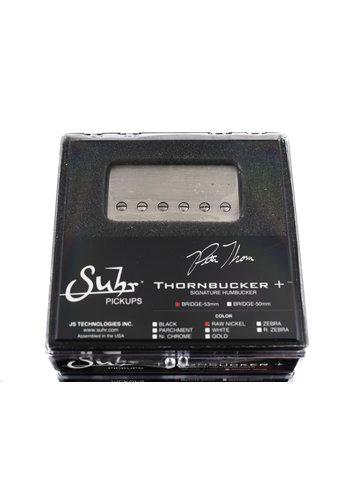 Suhr Suhr Thornbucker+ Bridge 53mm Raw Nickel