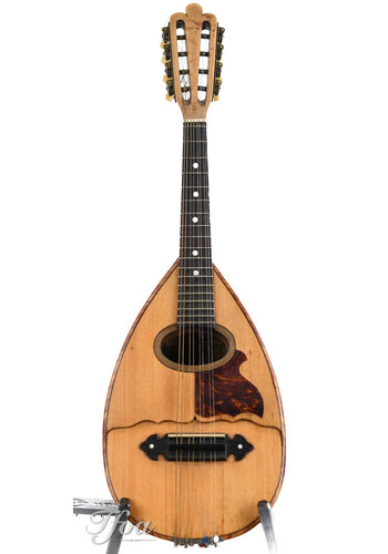 Gelas Gelas Double Top Bowlback mandolin 1931