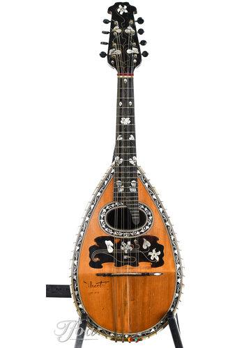 Silvestri Silvestri Catania Bowlback Mandolin ca. 1920s