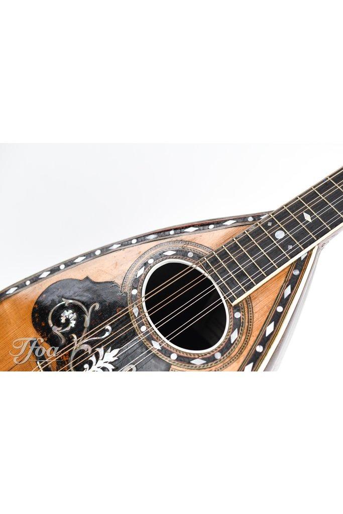Supertone by Washburn Bowlback mandolin ca. 1910