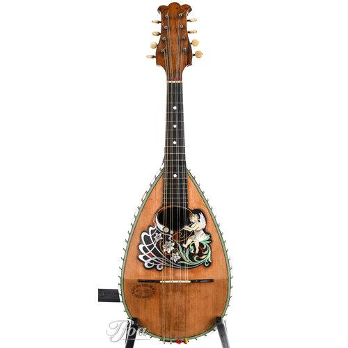 Krull Bollmann Krull Bollmann Italian Bowlback Mandolin ca. 1920