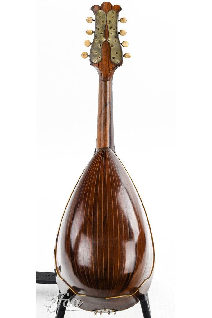 Krull Bollmann Italian Bowlback Mandolin ca. 1920