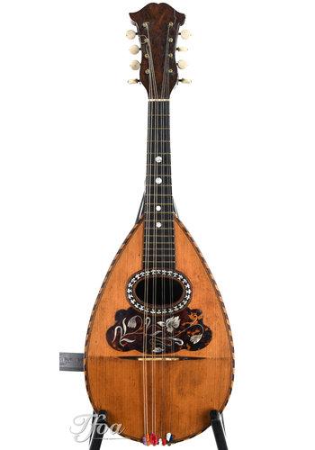 Luigi Fenga Luigi Fenga Bowlback Mandolin ca. 1920
