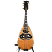 Supertone by Washburn Bowlback mandolin ca. 1910