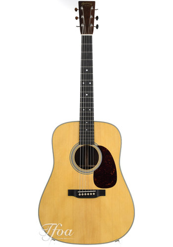 Martin Martin D28 Limited Edition Brazilian Adirondack Custom Shop Dreadnought 2019 #227283333