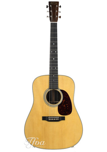 Martin Martin D28 Limited Edition Brazilian Adirondack Custom Shop Dreadnought 2019 #2272832