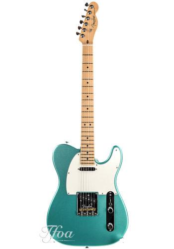 Fender Fender American Pro Telecaster Mystic Seafoam 2017
