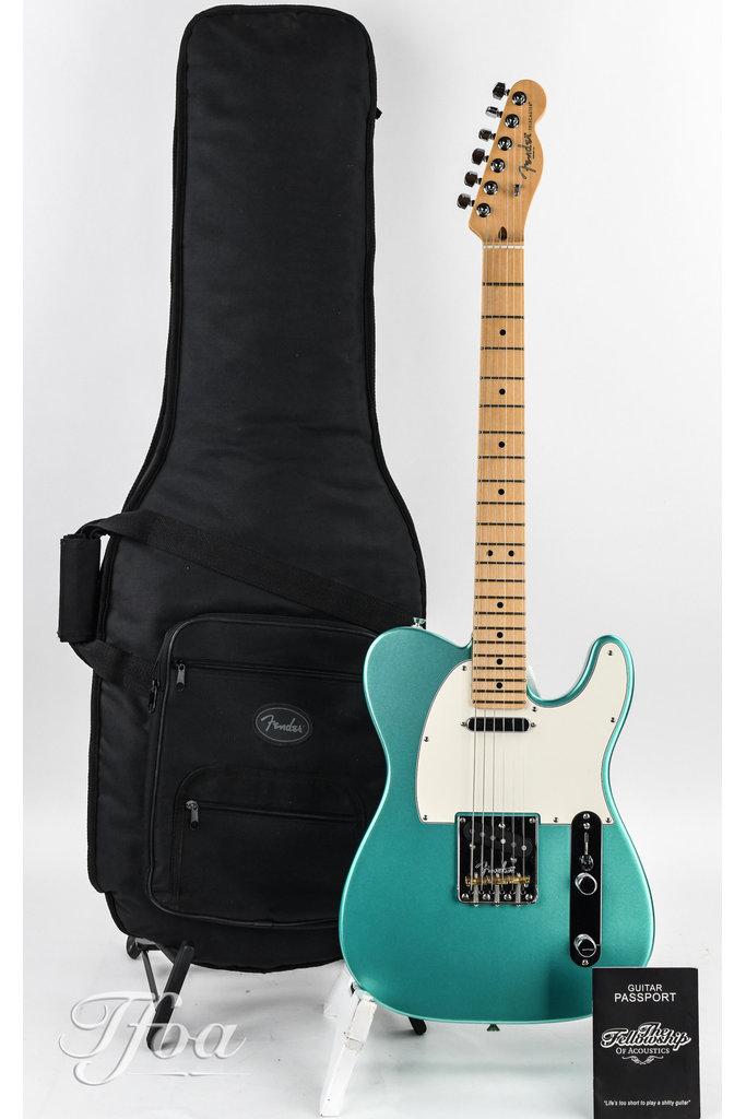Fender American Pro Telecaster Mystic Seafoam 2017