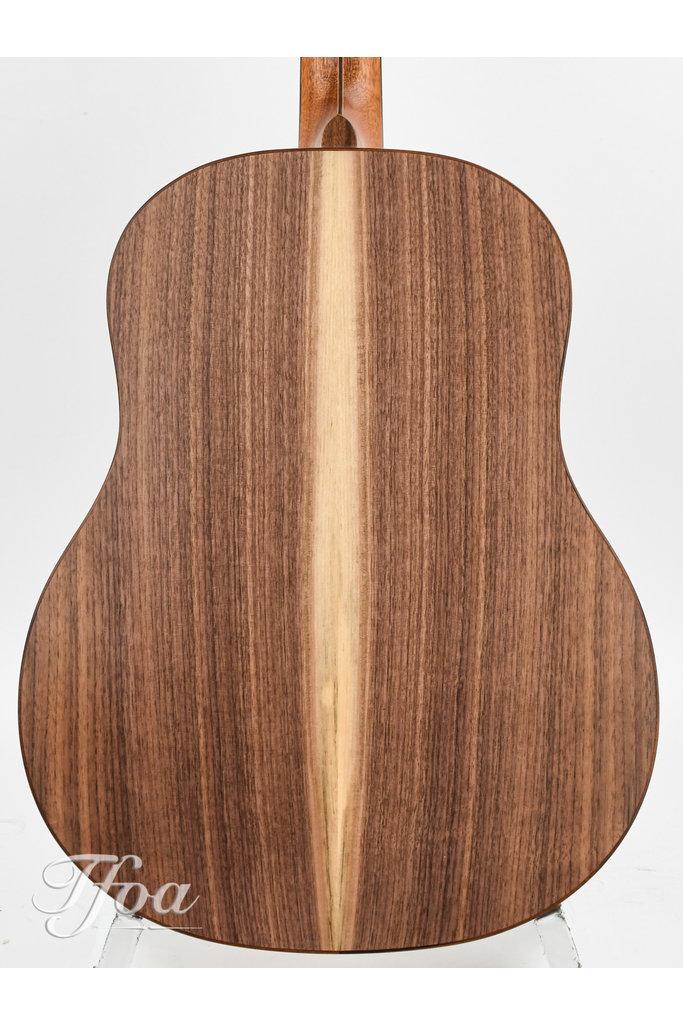 McIlroy AD20 American Black Walnut Sitka Spruce