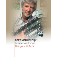 01-12-2019 | Bert Meulendijk Kemper Profiler Workshop!