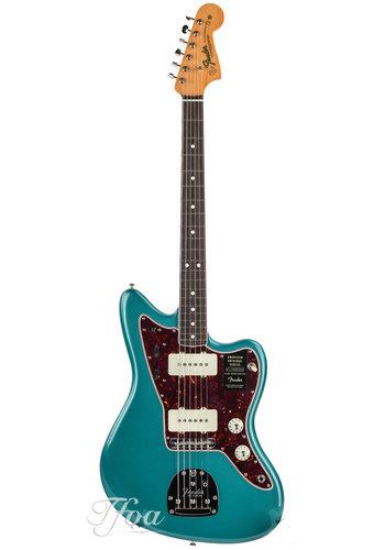 Fender Fender American Original '60s Jazzmaster, Rosewood Fingerboard - Ocean Turquoise