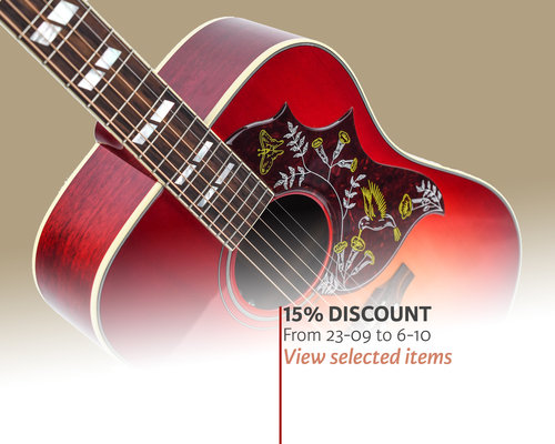 15% DISCOUNT AT TFOA ON SELECTED ITEMS!