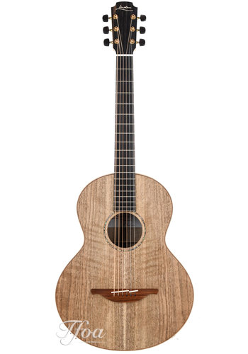 Lowden Lowden S35W Figured Walnut 12 Fret