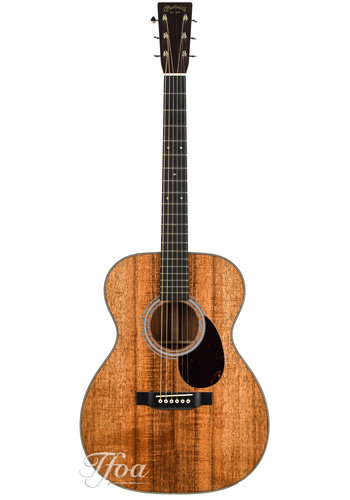 Martin Martin OM28 Custom Shop All Koa limited 2018