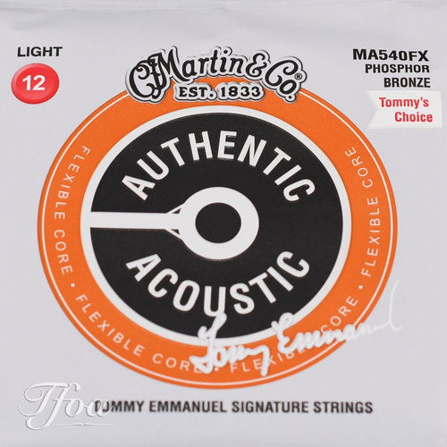 Martin Strings Martin MA540FX Light 12-54 Tommy's Choice