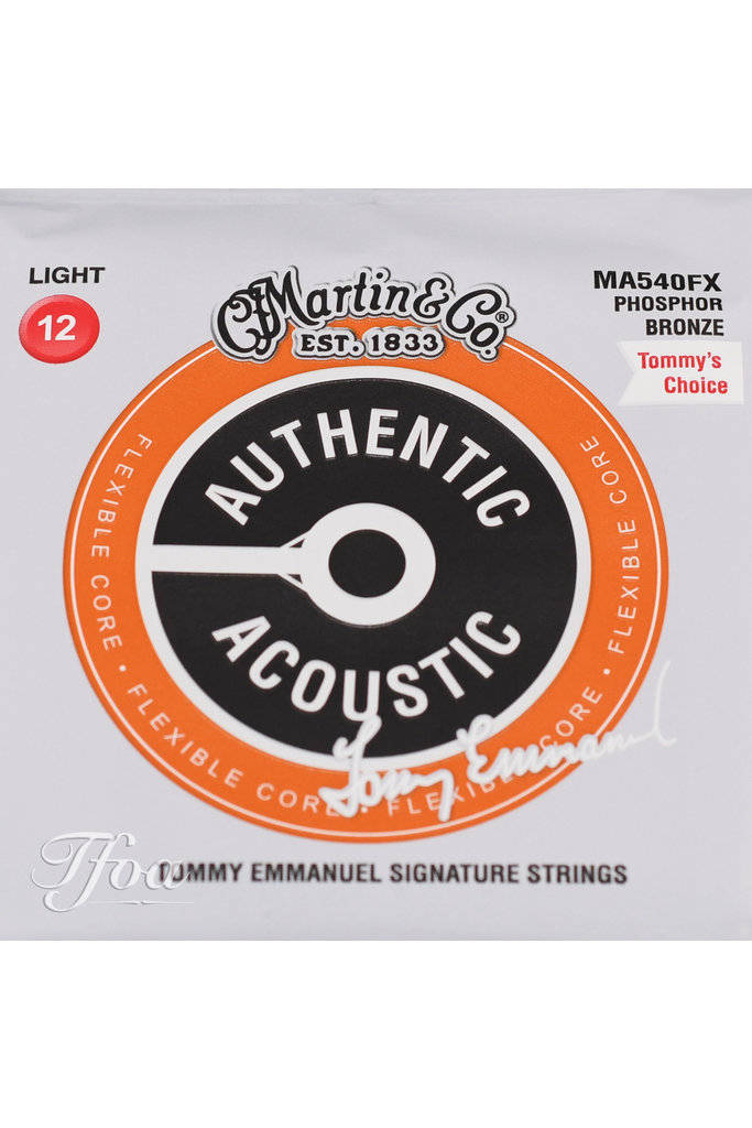Martin MA540FX Light 12-54 Tommy's Choice
