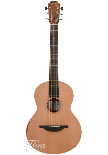 Sheeran by Lowden Sheeran W03 Santos Rosewood - Cedar Bevel