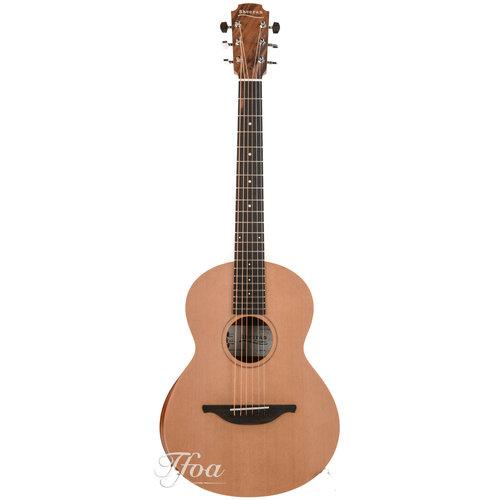 Sheeran by Lowden Sheeran W03 Santos Rosewood - Cedar Bevel