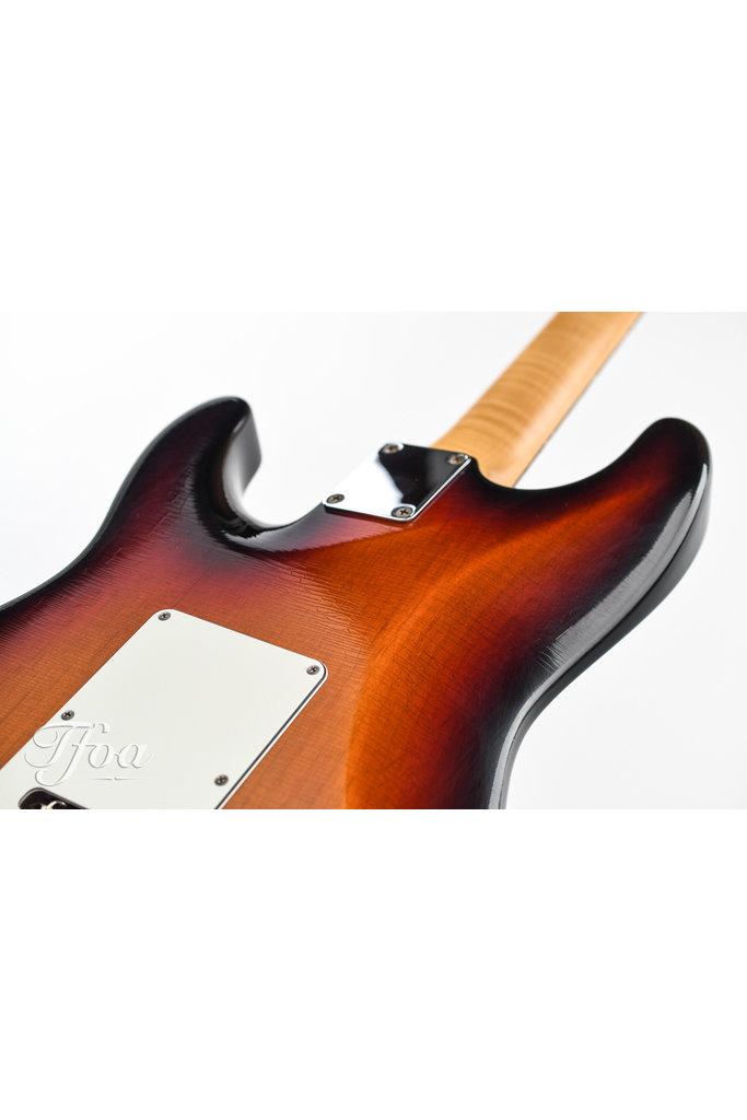 Suhr Classic S Antique 3 Tone Burst RW
