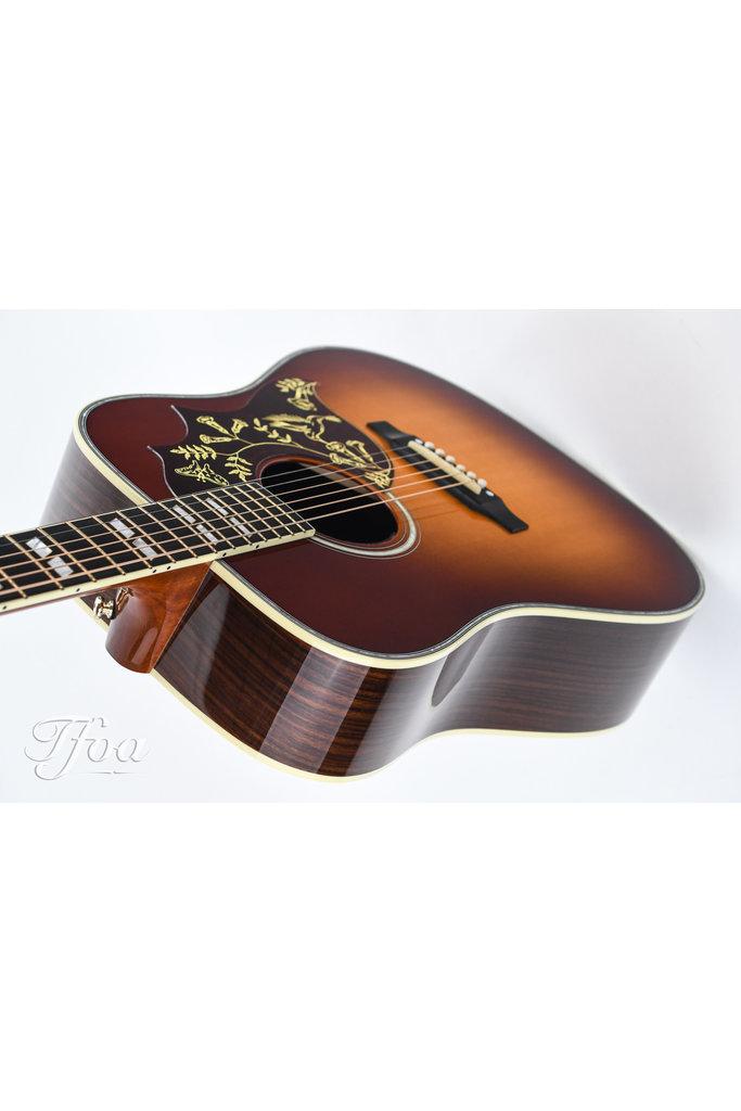 Gibson Hummingbird Regal 2018