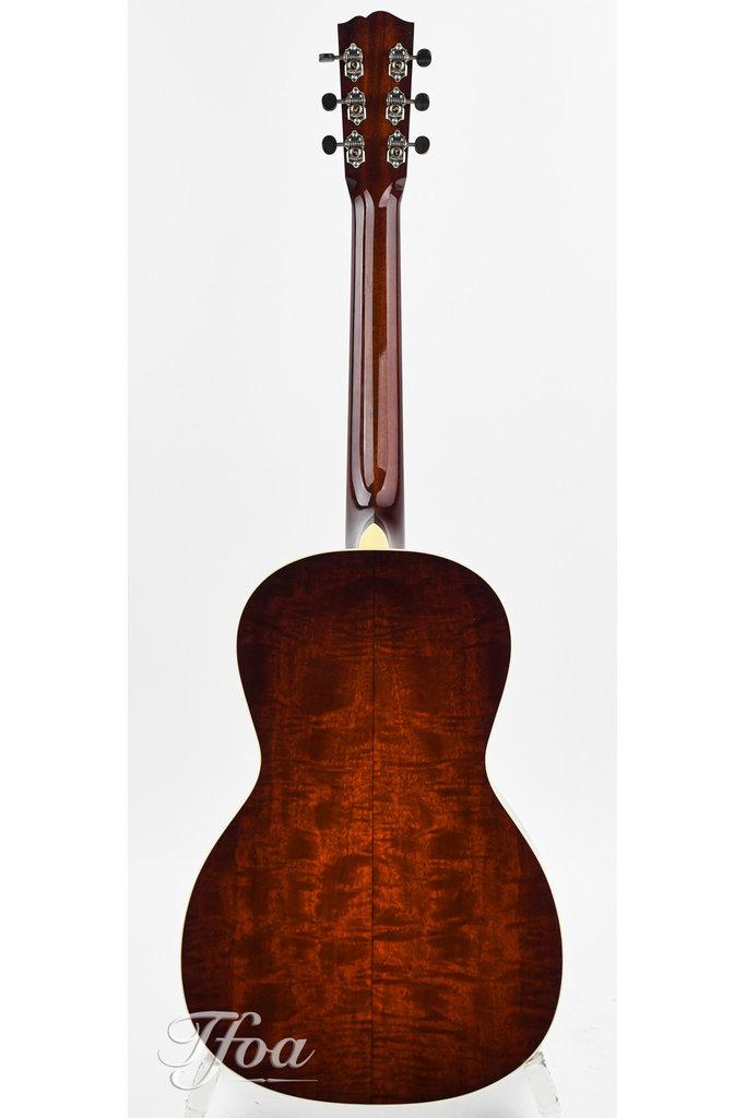 Santa Cruz 1929/O Custom Koa Burst