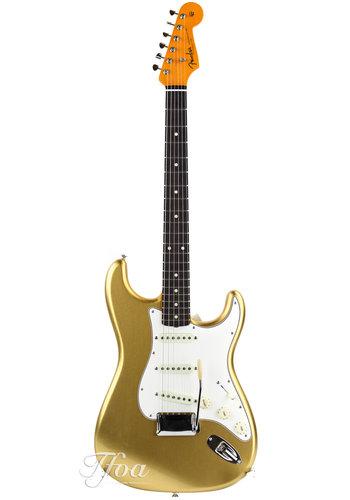 Fender Custom Fender Custom 60 Stratocaster LCC RW Aztec Gold