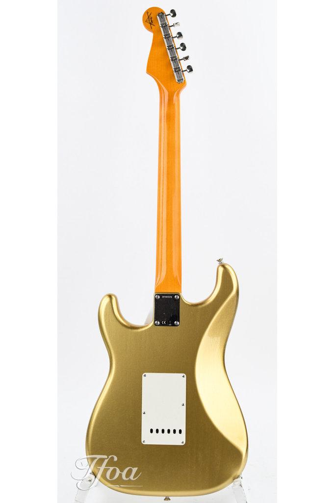 Fender Custom 60 Stratocaster LCC RW Aztec Gold