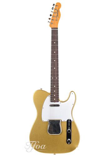 Fender Custom Fender Custom 60 Telecaster LCC Aztec Gold
