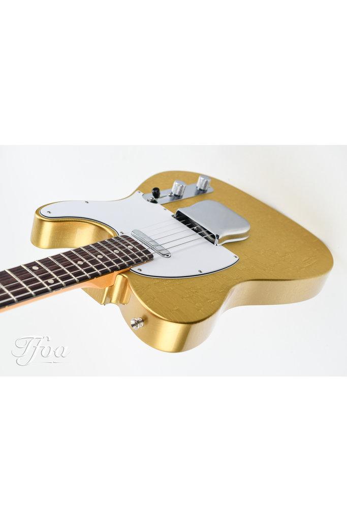 Fender Custom 60 Telecaster LCC Aztec Gold