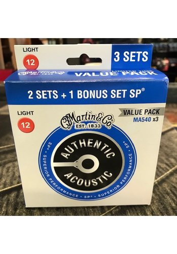Martin Martin MA540 Value Pack 3 Sets