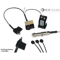 K&K Pre-Phase Pure Mini active with Volume Control