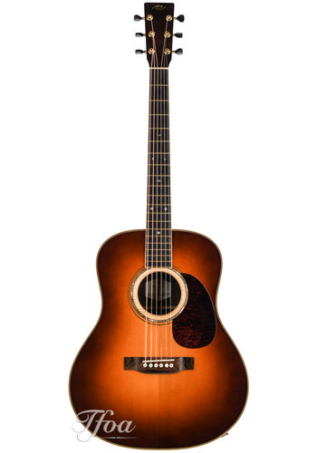 Rozawood Rozawood Drop Guitar Sunburst 2014