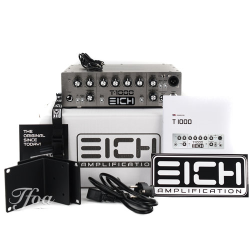 Eich Amplification Eich T1000 Bass Amp