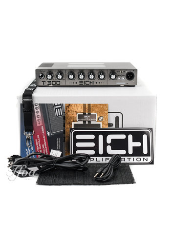 Eich Amplification Eich T300 Bass Amp 300 Watt