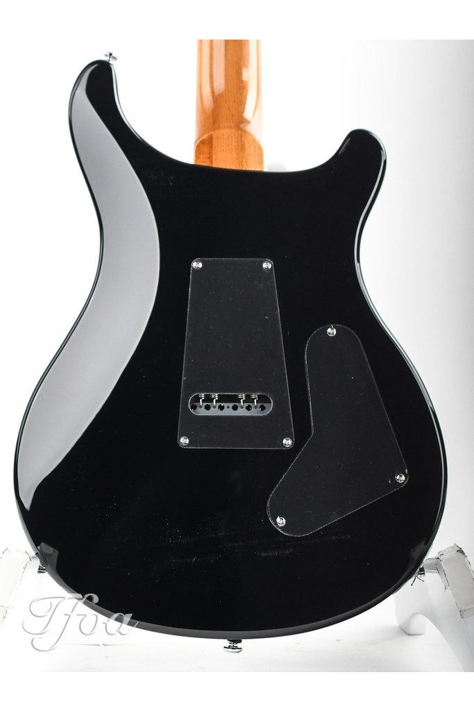 PRS SE Custom 24 LTD Roasted Maple Gray Black Lefty